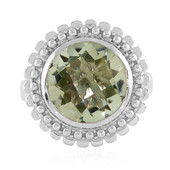 Anello in argento con Ametista Verde (Memories by Vincent)