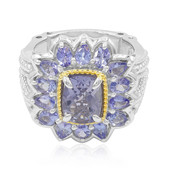 Anello in argento con Iolite (Dallas Prince Designs)