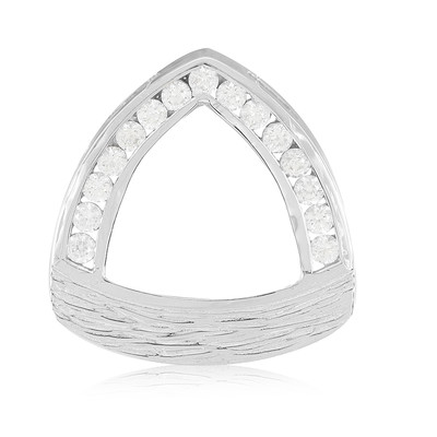 Ciondolo in argento con Zircone (MONOSONO COLLECTION)