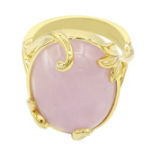 Anello in argento con Kunzite (MONOSONO COLLECTION)