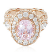 Anello in oro con Kunzite (Dallas Prince Designs)