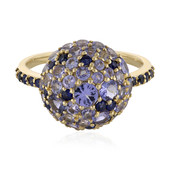 Anello in oro con Tanzanite (Adela Gold)