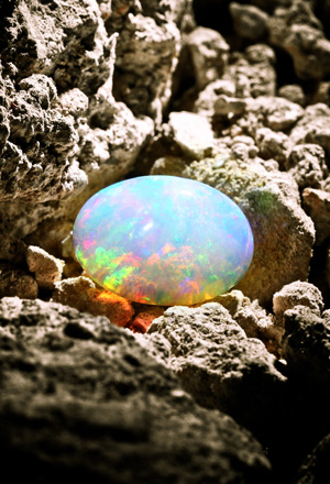 Opale di Welo