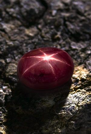 Rubino Stellato