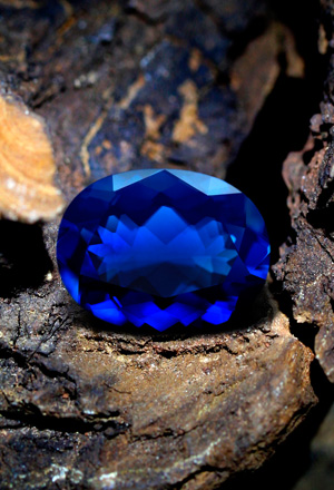 Opale di Fuoco Blu