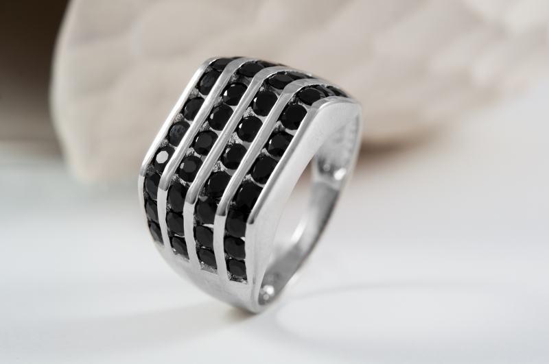 anello in argento da donna juwelo