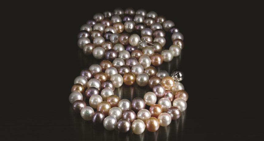 Bracciali con Perle di Acqua Dolce