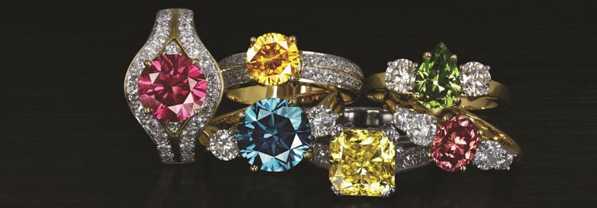 Il Diamante, il minerale più duro al mondo.