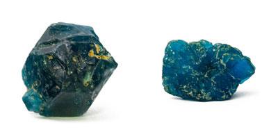 Apatite neon-blu royal-blu