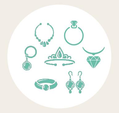 Informazioni sui gioielli